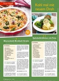 Titelbild der Ausgabe 12/2018 von Kohl mal mit neuem Dreh. Zeitschriften als Abo oder epaper bei United Kiosk online kaufen.