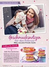 Titelbild der Ausgabe 2/2019 von Geschmacksnotizen Alles, was jetzt Freude macht. Zeitschriften als Abo oder epaper bei United Kiosk online kaufen.