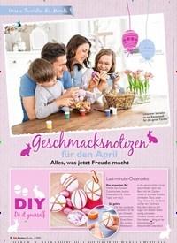 Titelbild der Ausgabe 4/2019 von Geschmacksnotizen für den April. Zeitschriften als Abo oder epaper bei United Kiosk online kaufen.