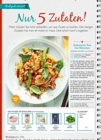 Titelbild der Ausgabe 6/2019 von Nur 5 Zutaten!. Zeitschriften als Abo oder epaper bei United Kiosk online kaufen.