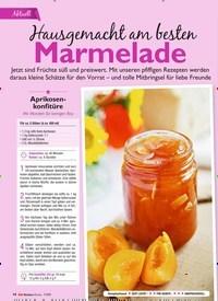 Titelbild der Ausgabe 7/2019 von Hausgemacht am besten: Marmelade. Zeitschriften als Abo oder epaper bei United Kiosk online kaufen.