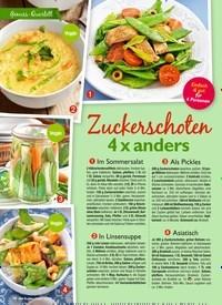 Titelbild der Ausgabe 7/2019 von Zuckerschoten: 4 x anders. Zeitschriften als Abo oder epaper bei United Kiosk online kaufen.
