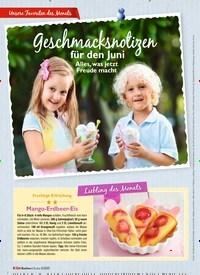 Titelbild der Ausgabe 6/2020 von Unsere Favoriten des Monats: Geschmacksnotizen für den Juni. Zeitschriften als Abo oder epaper bei United Kiosk online kaufen.