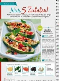 Titelbild der Ausgabe 9/2020 von Nur 5 Zutaten!. Zeitschriften als Abo oder epaper bei United Kiosk online kaufen.