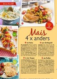 Titelbild der Ausgabe 10/2020 von Mais 4 x anders. Zeitschriften als Abo oder epaper bei United Kiosk online kaufen.