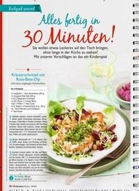 Titelbild der Ausgabe 10/2020 von Alles fertig in 30 Minuten!. Zeitschriften als Abo oder epaper bei United Kiosk online kaufen.