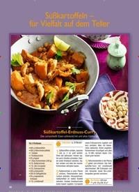 Titelbild der Ausgabe 11/2020 von Süßkartoffeln – für Vielfalt auf dem Teller. Zeitschriften als Abo oder epaper bei United Kiosk online kaufen.