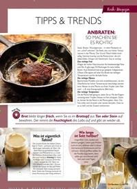 Titelbild der Ausgabe 2/2021 von Koch-Magazin: TIPPS & TRENDS. Zeitschriften als Abo oder epaper bei United Kiosk online kaufen.