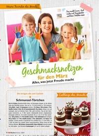 Titelbild der Ausgabe 3/2021 von Geschmacksnotizen für den März. Zeitschriften als Abo oder epaper bei United Kiosk online kaufen.