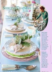 Titelbild der Ausgabe 12/2018 von SHIRLEYS TRAUM IN Pastell. Zeitschriften als Abo oder epaper bei United Kiosk online kaufen.
