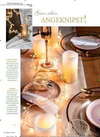 Titelbild der Ausgabe 12/2018 von Wohnberatung: Ganz schön ANGEKNIPST!. Zeitschriften als Abo oder epaper bei United Kiosk online kaufen.