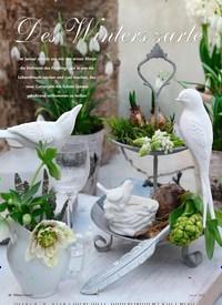Titelbild der Ausgabe 1/2019 von Des Winters zarte Frühlingsbande. Zeitschriften als Abo oder epaper bei United Kiosk online kaufen.