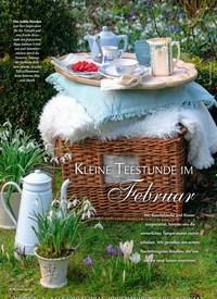 Titelbild der Ausgabe 2/2019 von KLEINE TEESTUNDE IM Februar. Zeitschriften als Abo oder epaper bei United Kiosk online kaufen.