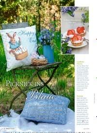 Titelbild der Ausgabe 4/2019 von PICKNICK INS Blaue. Zeitschriften als Abo oder epaper bei United Kiosk online kaufen.