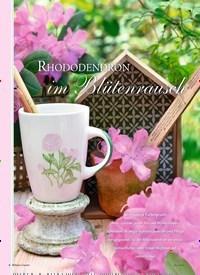 Titelbild der Ausgabe 5/2019 von RHODODENDRON im Blütenrausch. Zeitschriften als Abo oder epaper bei United Kiosk online kaufen.