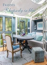 Titelbild der Ausgabe 6/2019 von FRANNYS: Rhapsody in blue. Zeitschriften als Abo oder epaper bei United Kiosk online kaufen.