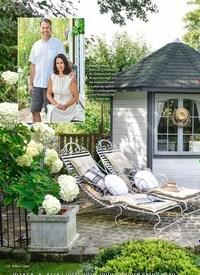 Titelbild der Ausgabe 8/2019 von Gartenglück in Österreich. Zeitschriften als Abo oder epaper bei United Kiosk online kaufen.