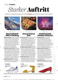 Titelbild der Ausgabe 7/2019 von Starker Auftritt. Zeitschriften als Abo oder epaper bei United Kiosk online kaufen.