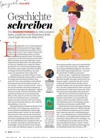 Titelbild der Ausgabe 9/2019 von Spezial Trau dich: Geschichte schreiben. Zeitschriften als Abo oder epaper bei United Kiosk online kaufen.