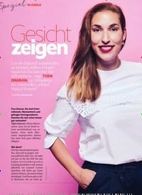 Titelbild der Ausgabe 12/2019 von Weitblick: Gesicht zeigen. Zeitschriften als Abo oder epaper bei United Kiosk online kaufen.