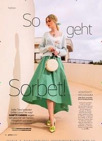 Titelbild der Ausgabe 6/2020 von So geht Sorbet!. Zeitschriften als Abo oder epaper bei United Kiosk online kaufen.
