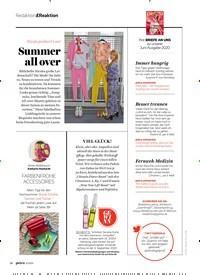 Titelbild der Ausgabe 9/2020 von Redaktion&Reaktion. Zeitschriften als Abo oder epaper bei United Kiosk online kaufen.