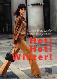 Titelbild der Ausgabe 2/2021 von Diese Wow-Looks heizen uns jetzt ein: Hot! Hot! Winter!. Zeitschriften als Abo oder epaper bei United Kiosk online kaufen.