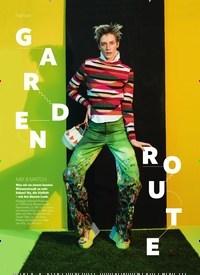 Titelbild der Ausgabe 3/2021 von Garden Route. Zeitschriften als Abo oder epaper bei United Kiosk online kaufen.