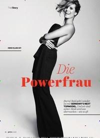 Titelbild der Ausgabe 3/2021 von Die Powerfrau. Zeitschriften als Abo oder epaper bei United Kiosk online kaufen.