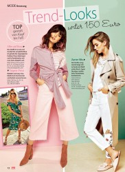 Titelbild der Ausgabe 19/2018 von Trend-Looks: unter 150 eura. Zeitschriften als Abo oder epaper bei United Kiosk online kaufen.