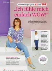 """Titelbild der Ausgabe 23/2018 von Vorher – Nachher: Großes Umstyling von Lea und: """"Ich fühle mich einfach WOW!"""". Zeitschriften als Abo oder epaper bei United Kiosk online kaufen."""