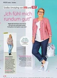 Titelbild der Ausgabe 24/2018 von Vorher – Nachher: Großes Umstyling von Lea und WITT. Zeitschriften als Abo oder epaper bei United Kiosk online kaufen.