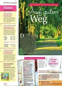 Titelbild der Ausgabe 26/2018 von Im Gespräch: News Kurz & Knapp. Zeitschriften als Abo oder epaper bei United Kiosk online kaufen.