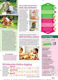 Titelbild der Ausgabe 29/2018 von 90 Sekunden Gehirn-Jogging. Zeitschriften als Abo oder epaper bei United Kiosk online kaufen.