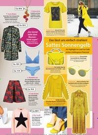 Titelbild der Ausgabe 35/2018 von Das lässt uns einfach strahlen!: Sattes Sonnengelb. Zeitschriften als Abo oder epaper bei United Kiosk online kaufen.