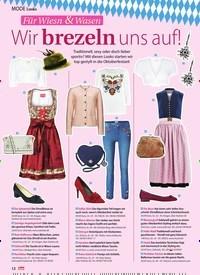 Titelbild der Ausgabe 36/2018 von Looks: Für Wiesn &Wasen: Wir brezeln uns auf!. Zeitschriften als Abo oder epaper bei United Kiosk online kaufen.