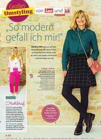 """Titelbild der Ausgabe 41/2018 von Großes Umstyling: """"So modern gefall ich mir!"""". Zeitschriften als Abo oder epaper bei United Kiosk online kaufen."""