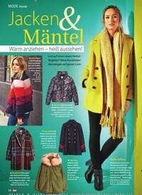 Titelbild der Ausgabe 41/2018 von Mode Trends: Jacken & Mäntel. Zeitschriften als Abo oder epaper bei United Kiosk online kaufen.