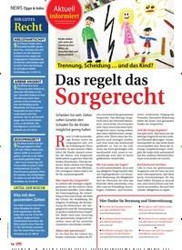 Titelbild der Ausgabe 42/2018 von News Tipps & Infos: Ihr gutes Recht. Zeitschriften als Abo oder epaper bei United Kiosk online kaufen.