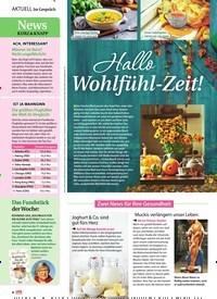 Titelbild der Ausgabe 43/2018 von Im Gespräch: News: Kurz & Knapp. Zeitschriften als Abo oder epaper bei United Kiosk online kaufen.
