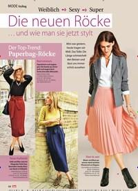 Titelbild der Ausgabe 44/2018 von Styling: Die neuen Röcke: … und wie man sie jetzt stylt. Zeitschriften als Abo oder epaper bei United Kiosk online kaufen.