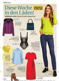 Titelbild der Ausgabe 50/2018 von Mode News: Diese Woche neu in den Läden!. Zeitschriften als Abo oder epaper bei United Kiosk online kaufen.