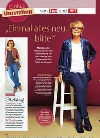 """Titelbild der Ausgabe 51/2018 von Großes Umstyling: """"Einmal alles neu, bitte!"""". Zeitschriften als Abo oder epaper bei United Kiosk online kaufen."""