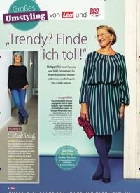 """Titelbild der Ausgabe 3/2019 von Großes Umstyling :""""Trendy? Finde ich toll!"""". Zeitschriften als Abo oder epaper bei United Kiosk online kaufen."""
