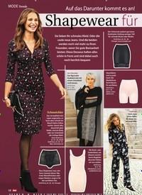 Titelbild der Ausgabe 3/2019 von MODE Trends: Auf das Darunter kommt es an! : Shapewear für tolle Kurven. Zeitschriften als Abo oder epaper bei United Kiosk online kaufen.
