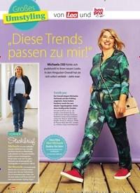 """Titelbild der Ausgabe 5/2019 von Großes Umstyling: """"Diese Trends passen zu mir!"""". Zeitschriften als Abo oder epaper bei United Kiosk online kaufen."""
