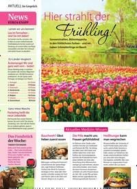 Titelbild der Ausgabe 10/2019 von Aktuell Im Gespräch: Hier strahlt der Frühling!. Zeitschriften als Abo oder epaper bei United Kiosk online kaufen.