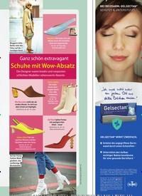 Titelbild der Ausgabe 10/2019 von Ganz schön extravagant: Schuhe mit Wow-Absatz. Zeitschriften als Abo oder epaper bei United Kiosk online kaufen.