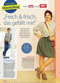 """Titelbild der Ausgabe 11/2019 von Großes Umstyling von und: """"Frech & frisch, das gefällt mir!"""". Zeitschriften als Abo oder epaper bei United Kiosk online kaufen."""