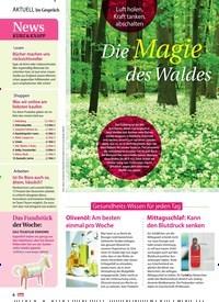 Titelbild der Ausgabe 13/2019 von Die Magie des Waldes. Zeitschriften als Abo oder epaper bei United Kiosk online kaufen.